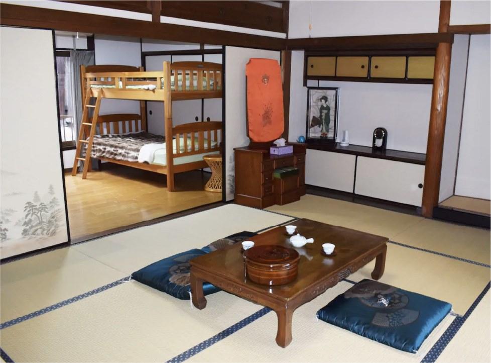 尾道商家の町家を改装した静かで落ち着いたお部屋1日1 組限定